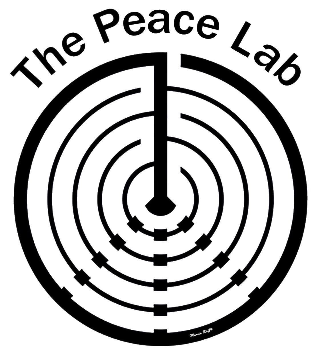 The Peace LAB Logo